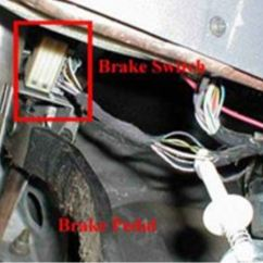 Ford F150 Trailer Wiring Diagram Mvc Application Architecture Finding The Brake Light Switch On A 2010 Dodge Journey To Wire Controller | Etrailer.com