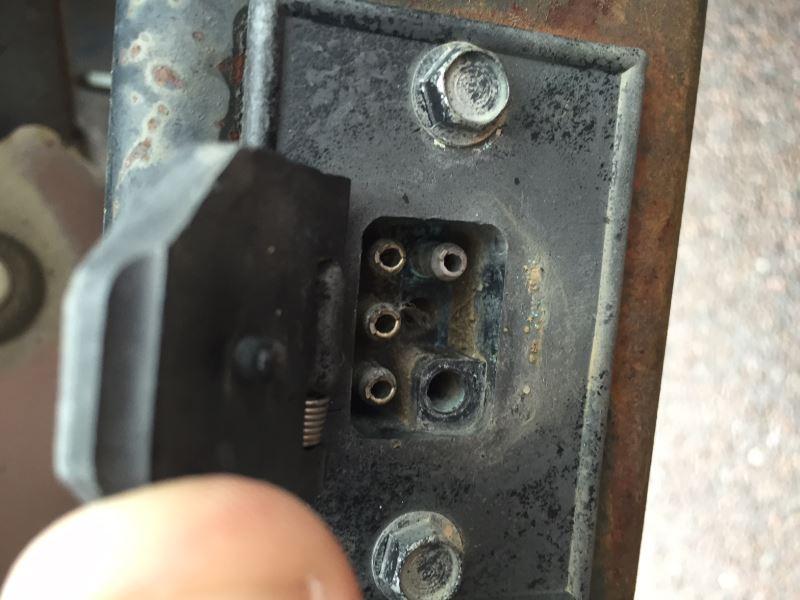 Way Rv Plug Diagram Make Sure You Are Looking At The Plug The Way