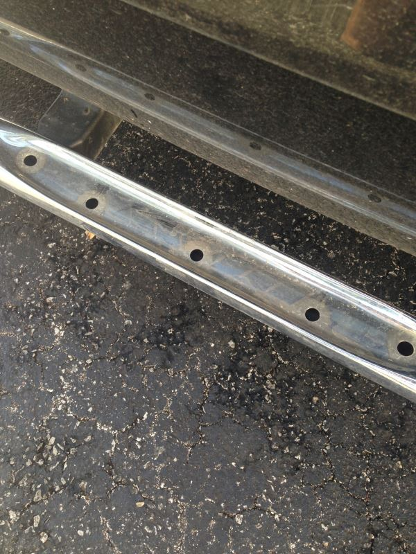 Replacement Step Pads For Nerf Bars On 2007 Chevrolet