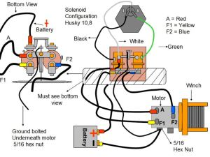 Lt2000 Superwinch Wiring Diagram | Wiring Diagram And