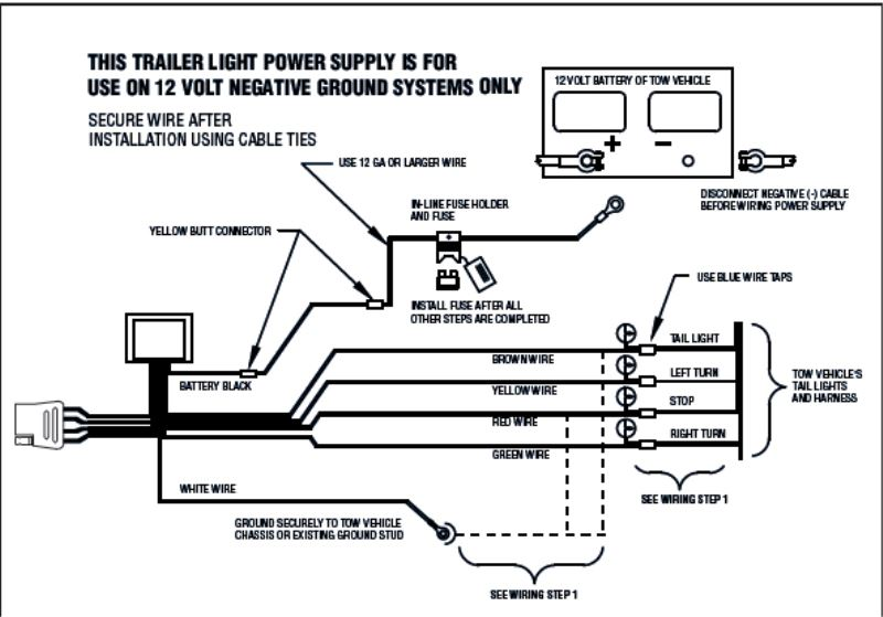 Options For Installing Trailer Wiring Harness On 2014