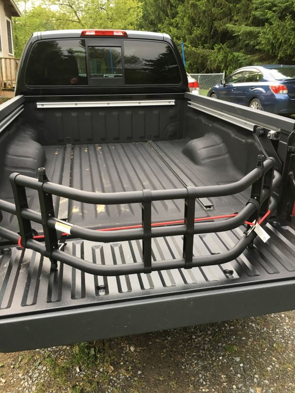 Tonneau Cover Recommendation for 2016 Nissan Frontier with Utili Track and Bed Extender