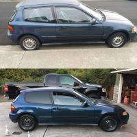Roof Rack Recommendation for a 1995 Honda Civic | etrailer.com