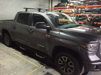 Roof Rack Recommendation for a 2016 Toyota Tundra Crewmax