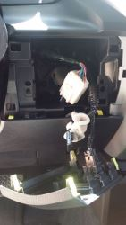 Tundra Trailer Wiring Harness Diagram Brake Controller Harness Location For 2017 Toyota Tacoma