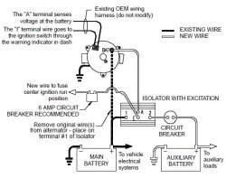 Wiring Diagram For Deka # DW08771 Battery Isolator Etrailer Com
