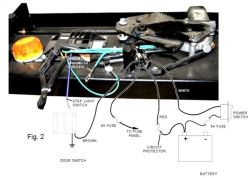 Wire Diagram for Lippert Power Steps for Troubleshooting Wiring and Power Module   etrailer