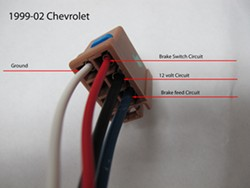 2001 Gmc Sonoma Wiring Diagram Brake Wire Location For The Hopkins Agility Plug In Wiring