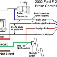 2003 Ford F150 Starter Solenoid Wiring Diagram Pioneer Avic N2 Wire For Installing A Voyager Brake Controller On 2002 F-250 | Etrailer.com
