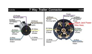 How to Wire the Bulldog PoweredDrive Trailer Jack # BD500185 on a Trailer with No Battery