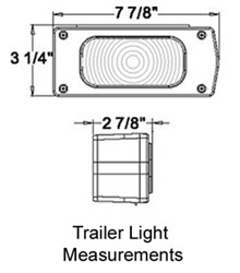 Availability of Replacement Submersible Tail Lights for a