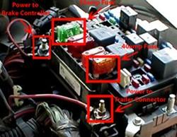 2008 Chevy Express Trailer Brake Wiring Troubleshooting Brake Controller On 2002 Gmc Sierra 2500