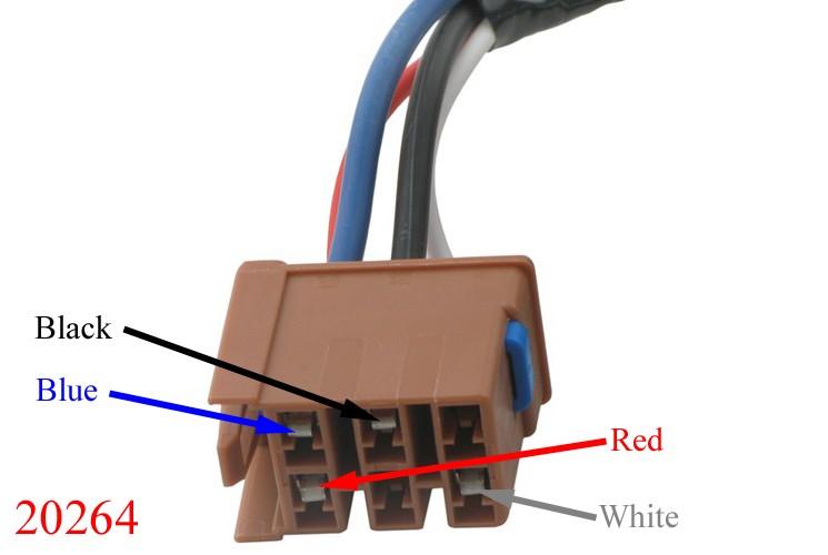 voyager electric brake controller wiring diagram stewart warner amp gauge control for installation in a 2005 chevrolet 1500 silverado ...