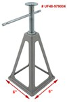 Ultra-Fab Stackable Stabilizers for Small Trailers and