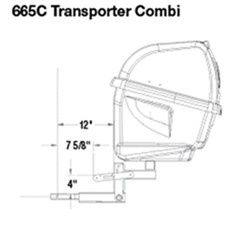 Can the Transporter Combi Cargo Carrier be Used as a Golf