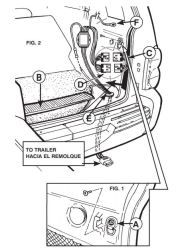 Where to Plug in Hopkins Vehicle Wiring Harness on 2007