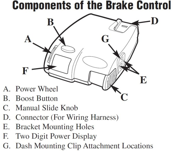 tekonsha wiring harness