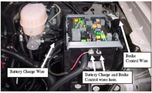 How to Wire the Hopkins Agility Brake Controller to a 2008