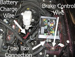 11 Chevy Silverado Fuse Box Diagram Brake Controller Installation On A 2010 Chevrolet