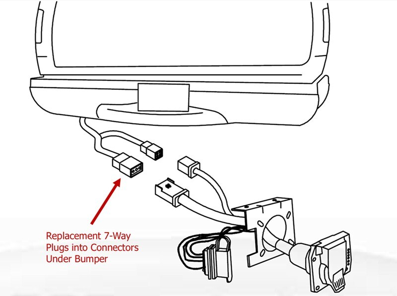 2003 tundra radio wire harness