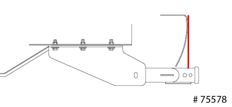 Installation of Draw-Tite Trailer Hitch # 75578 On A 2009