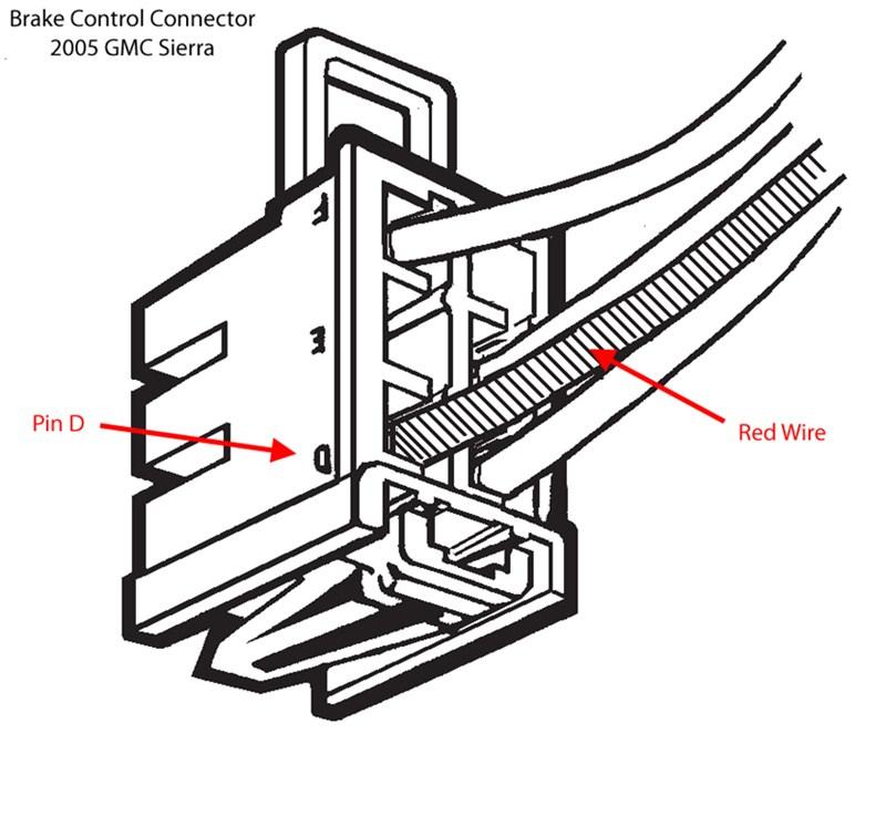 No Power to Brake Controller # 90185 When the Brake Pedal