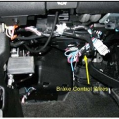 2001 Dodge Ram 1500 Tail Light Wiring Diagram Meyer Home Plow Installing A Brake Controller On 2011 Chevrolet Silverado 3500 With Oem Integrated ...