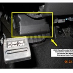 Wiring Diagram For Trailer Brake Controller 1996 Dodge Neon Radio Installation-2014 Chevy Silveardo   Etrailer.com