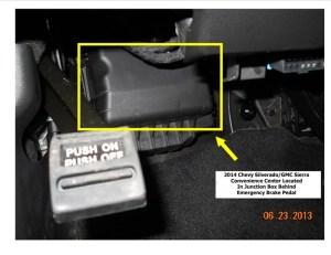 Brake Controller Installation2014 Chevy Silveardo