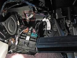 rv trailer light plug wiring diagram mk consumer unit where to get power for a third brake camper shell on 2007 gmc sierra new body ...