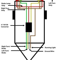 Narva 7 Pin Round Trailer Plug Wiring Diagram Star Delta Control Images A So That Turn Signal And Brake Are Separated | Etrailer.com