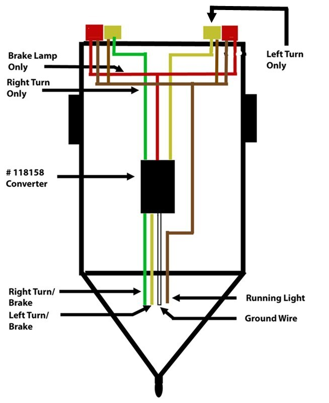 7 pin round trailer wiring diagram e revo brushless parts a so that turn signal and brake are separated | etrailer.com