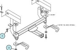 Front Mount Hitch Recommendation for a 2011 Ram 1500