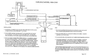 Wiring Diagrams for Hydrastar Electric Over Hydraulic Trailer Brake Actuators | etrailer