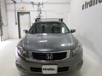 Honda Accord Rhino-Rack MountainTrail Rooftop Bike Carrier ...
