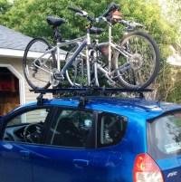 2004 Honda Odyssey Swagman Fork Down Roof Mounted Bike ...