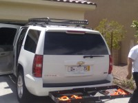 Rola Roof Mounted Cargo Basket Extension Rola Accessories ...