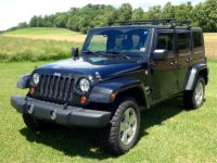 Thule Roof Rack for Jeep Wrangler Unlimited, 2014 ...