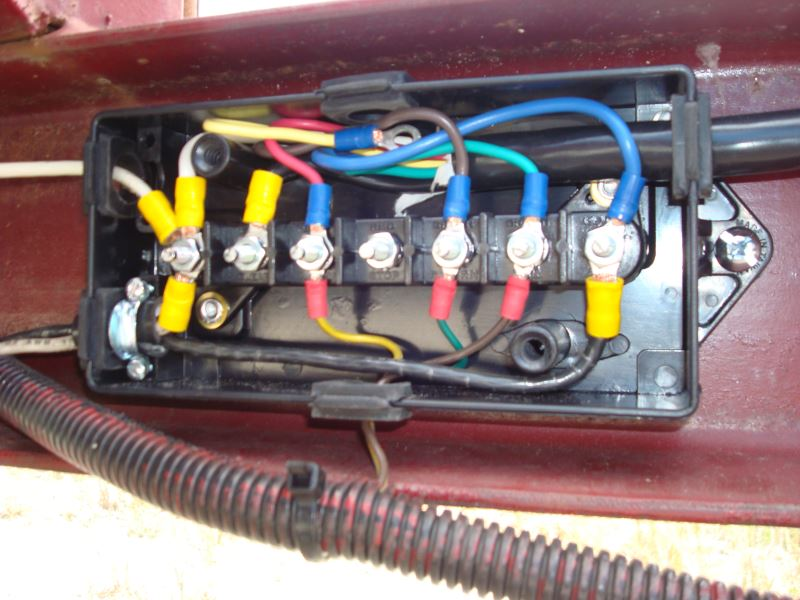 Trailer Wiring Diagram Further Trailer Lights Wiring Diagram On 2000