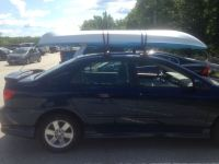 Roof Rack for Honda Accord, 2007 | etrailer.com