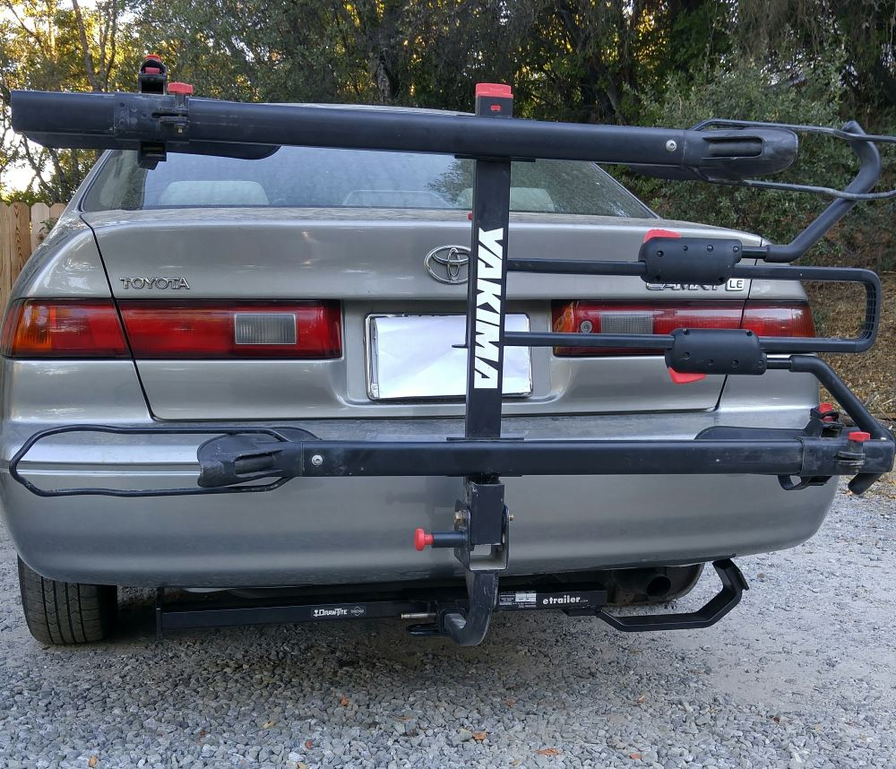 hight resolution of draw tite trailer hitch receiver custom fit class ii 1 1 4 draw tite trailer hitch 36336