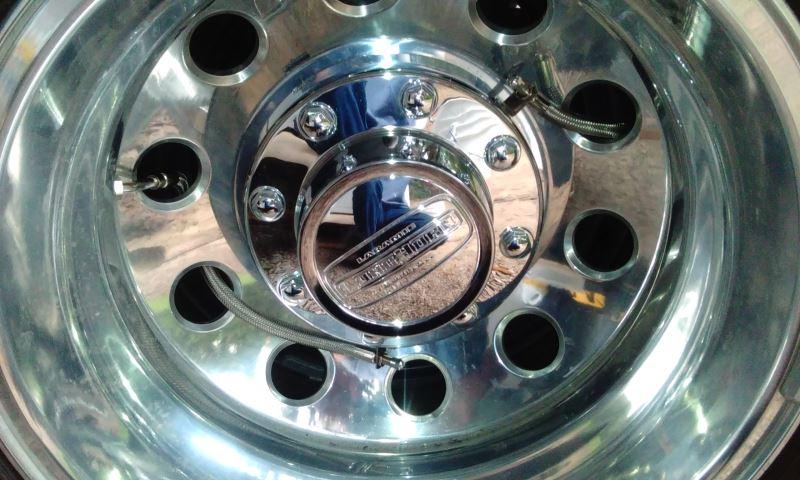 Wheel Masters 4-Hose Inflation Kit - 16