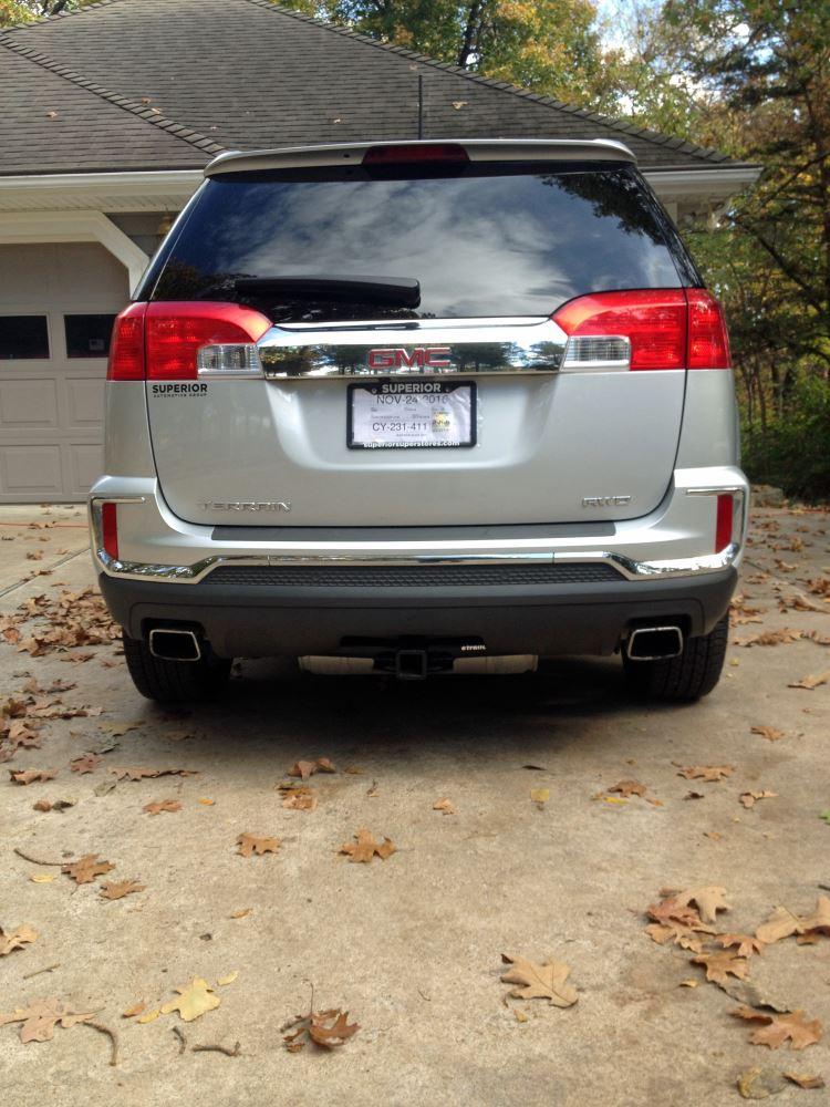 2016 Chevrolet Equinox Trailer Wiring Harness