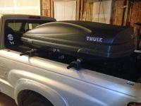 Yakima BedRock Truck Bed Cargo Rack - Full-Size Trucks ...