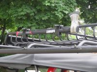 Axe/Shovel Brackets for Yakima Roof Rack Cargo Baskets ...