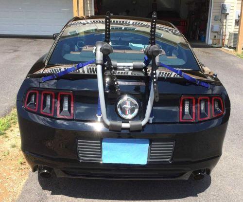 small resolution of thule gateway xt 2 bike rack trunk mount adjustable arms thule trunk bike racks th9006xt