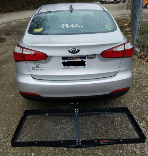 small resolution of 19x47 curt cargo carrier for 1 1 4 and 2 hitches steel 300 lbs curt hitch cargo carrier c18110