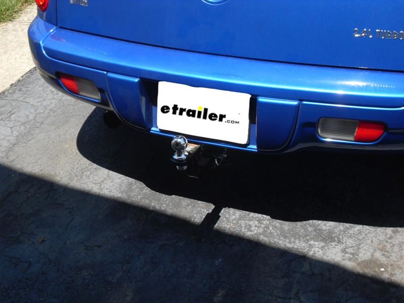 2005 Pt Cruiser Trailer Wiring Harness
