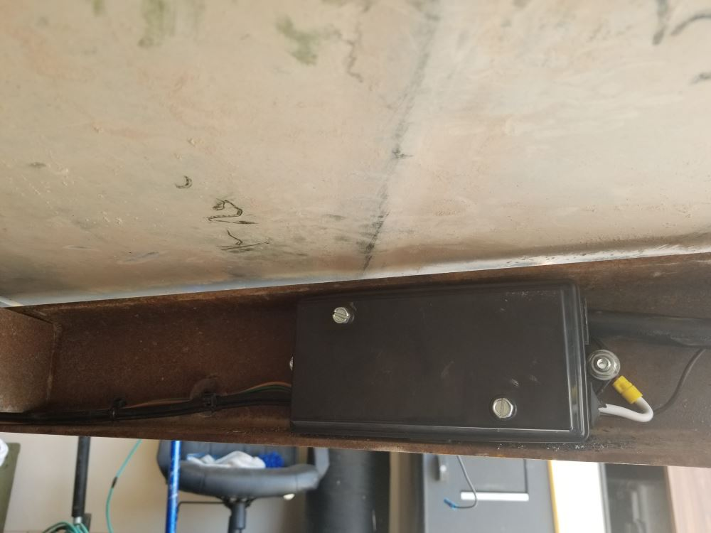 Spectro Trailer Wiring Junction Box