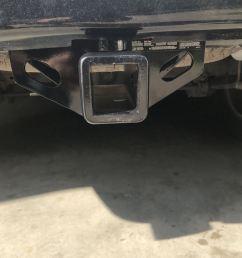 curt trailer hitch receiver custom fit class iii 2 curt trailer hitch 13333 [ 1000 x 952 Pixel ]